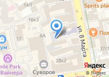 Компания «ГУ МВД России по Уральскому федеральному округу» на карте
