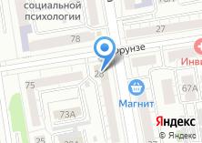 Компания «ШУБoff» на карте