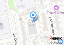 Компания «KNOPKA96» на карте