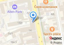 Компания «БОНУС» на карте