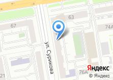 Компания «Горинка» на карте