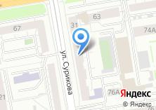 Компания «Стентор» на карте