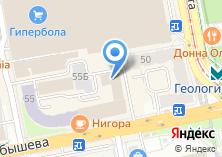 Компания «Йога & Жизнь» на карте