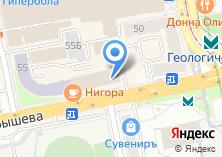 Компания «ТехноГуру» на карте