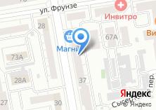 Компания «Витал ЕВВ» на карте