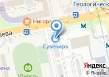 Компания «#Люблюсебя» на карте