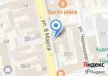 Компания «Оптиком» на карте