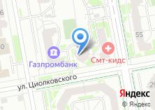 Компания «АЗОС» на карте