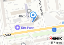 Компания «Щавель» на карте