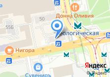 Компания «Лучший сервисный центр» на карте
