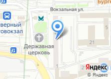 Компания «Нейва» на карте