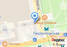 Компания «Крюшон» на карте