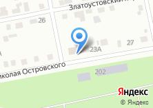 Компания «Restyle-auto» на карте