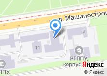 Компания «Арт-эффект» на карте
