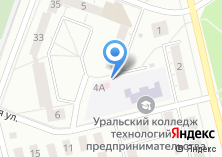 Компания «Verus» на карте