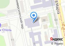 Компания «Центр УралИНЭКО» на карте