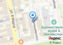 Компания «АГЕНТСТВО БИЗНЕС РЕКЛАМЫ» на карте