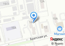 Компания «КОМП-СЕРВИС» на карте