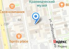 Компания «Www.magi66.ru» на карте