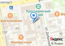 Компания «Судостроительный банк» на карте