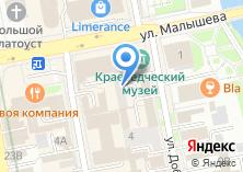 Компания «LinguaLike» на карте