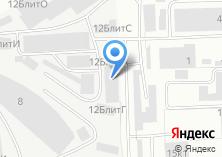 Компания «ИнвестСтройка-УРАЛ» на карте