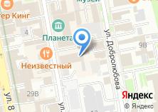Компания «Оптиком-сервис» на карте