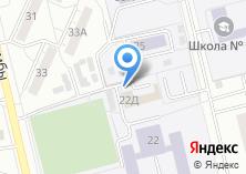 Компания «Автостоянка на Ферганской» на карте