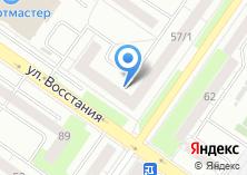 Компания «Семейный парикмахер» на карте