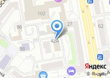 Компания «Екарта» на карте