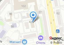 Компания «Частное охранное предприятие самат» на карте