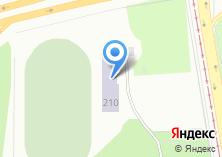 Компания «Свердловская областная федерация настольного тенниса» на карте
