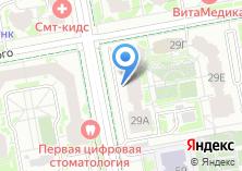 Компания «Sutkirooms» на карте