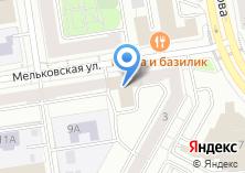 Компания «Районная территориальная избирательная комиссия г. Екатеринбурга» на карте