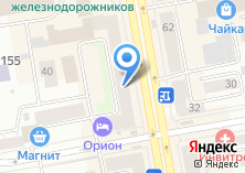 Компания «Банкомат КБ Ситибанк» на карте