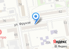 Компания «УралСистем» на карте
