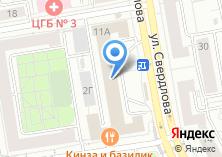 Компания «ВОБОКС» на карте