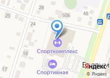Компания «Федерация самбо Свердловской области» на карте