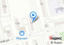 Компания «ОБЕРЕГ» на карте
