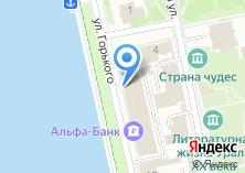 Компания «Росмет» на карте