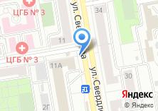 Компания «MaLus» на карте