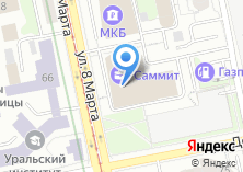 Компания «Лингво Форум» на карте