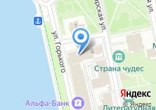 Компания «Инновационные системы безопасности» на карте