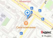 Компания «ИЛВА» на карте