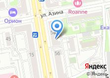 Компания «АБМ-сервис» на карте