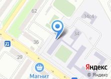 Компания «Специальная (коррекционная) общеобразовательная школа-интернат №18» на карте