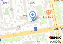 Компания «СТРАХОВОЙ АКТИВ» на карте