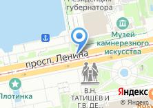 """Компания «Ооо Тест-компания бомб <a href=""""e1.ru"""">катит</a> - Салон дверей <a href=""""e1.ru"""">катит</a>» на карте"""