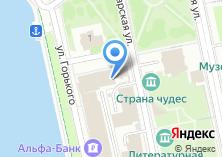 Компания «Агентство праздников» на карте