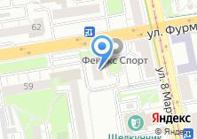 Компания «Liony» на карте